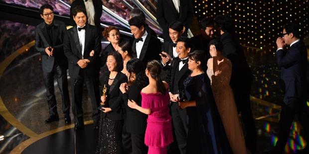 Oscars goes Parasite
