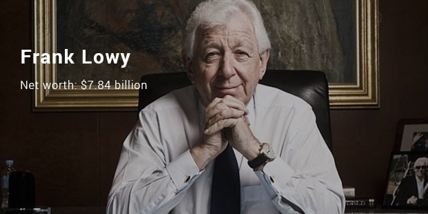 Richest people in Australia
