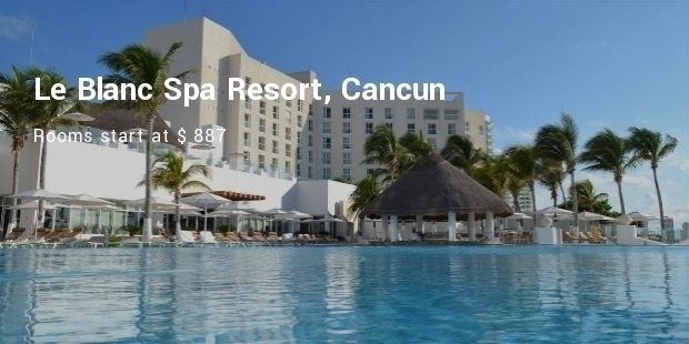 Mexico Luxury Resorts