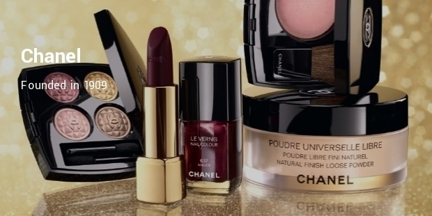Top Luxury Cosmetic Brands