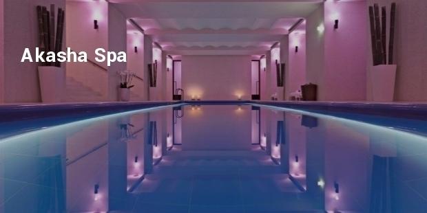 Luxury Spa Hotels in London