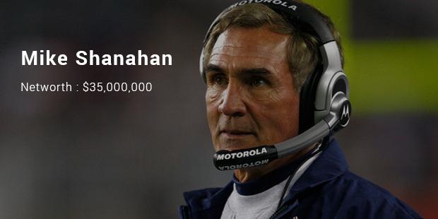 Richest Coaches