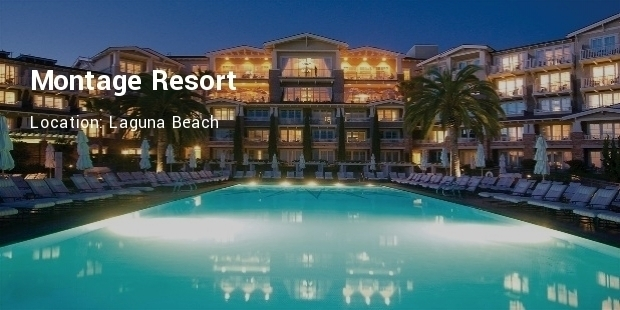 Luxury Resorts and Spas in California
