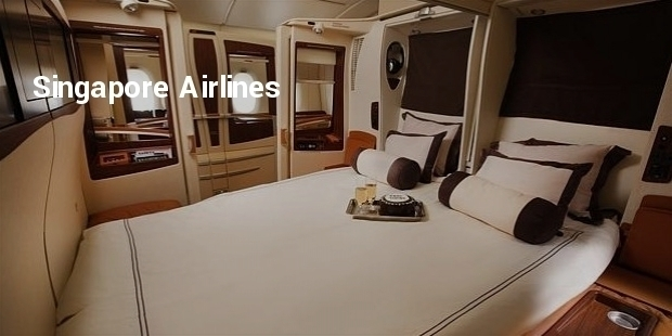 Most Luxurious Airline Cabins