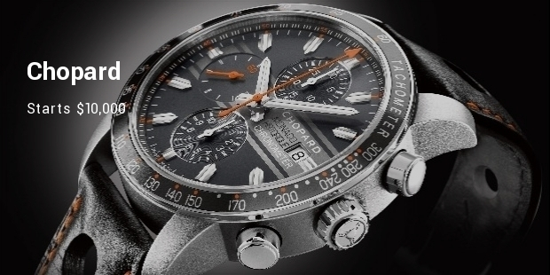 Most Luxurious Swiss Watch Brands