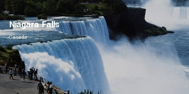 10 Most Exquisite Waterfalls in the World