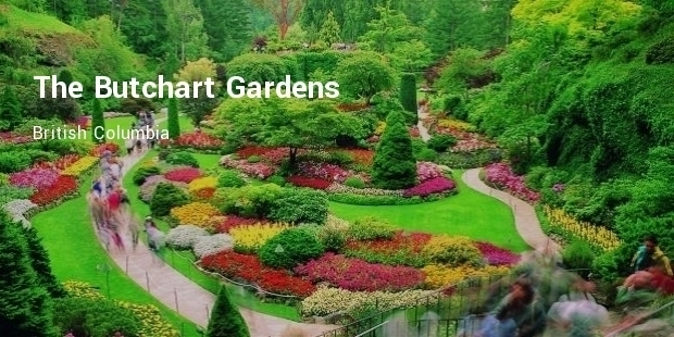 Most Luxurious Gardens