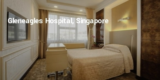 Most Luxurious Hospital Rooms