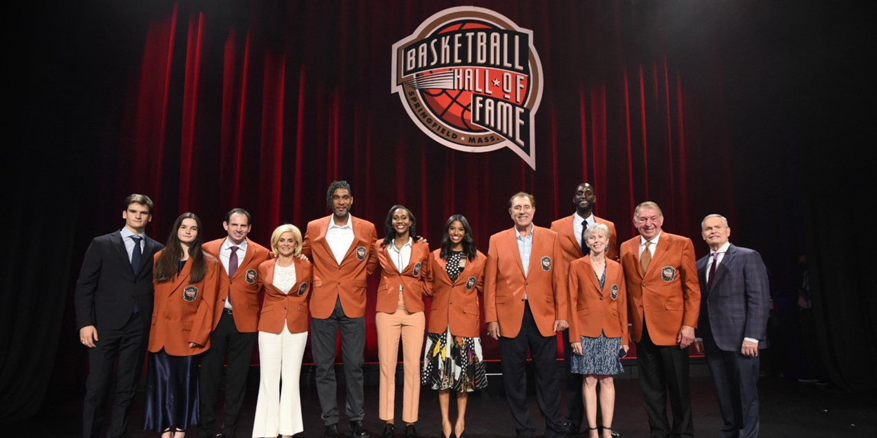 Celebrating the Basketball Hall of Fame Class of 2020