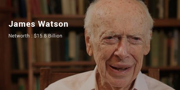 Richest Scientists