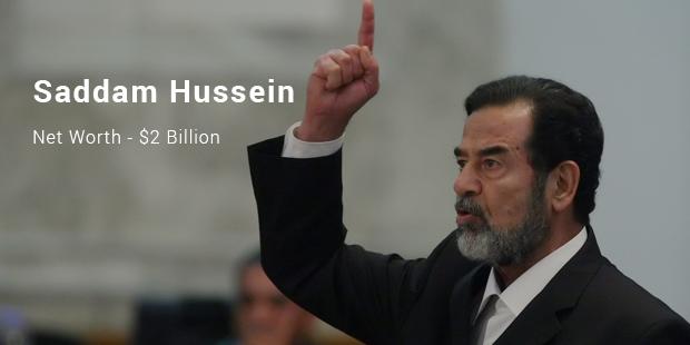 Richest Dictators