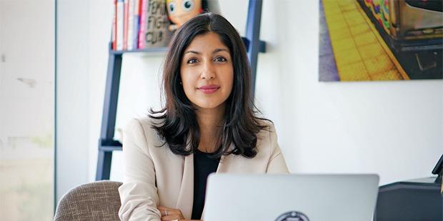Top 10 Women Executives Under 40