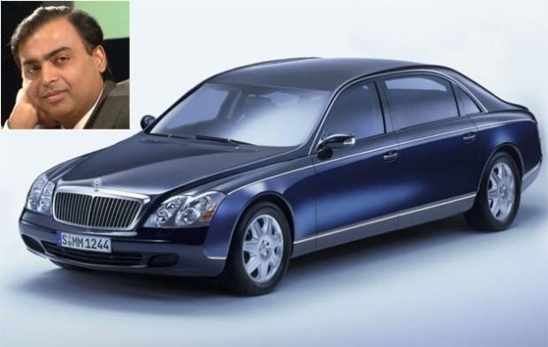 Mukesh Ambani Cars Jets Successstory
