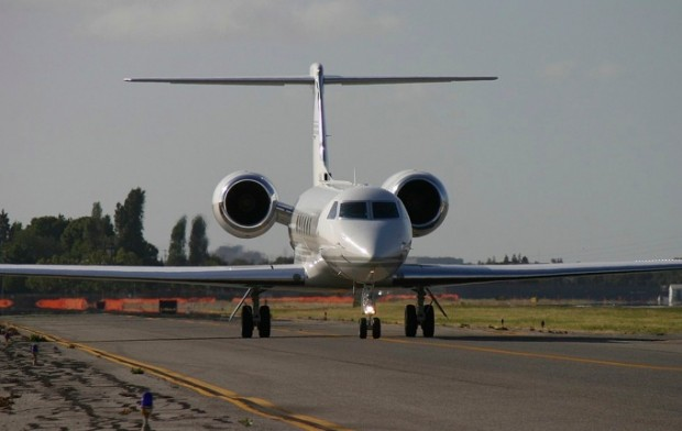 Gulfstream V Jet, Private Jet of Steve Jobs