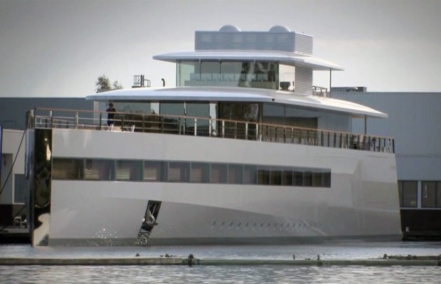 Steve's Private Yacht Venus