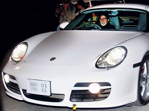 Amitabh Bachchan Car Collection Luxury Cars Successstory