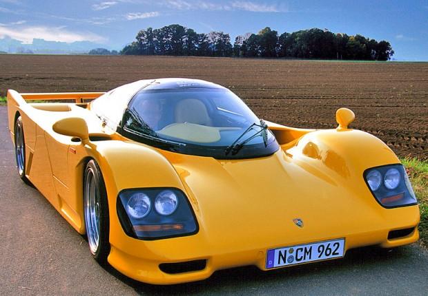Dauer 962 Le Mans Porsche