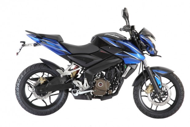 New Bajaj Pulsar 200NS