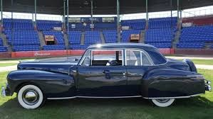 George Herman Babe Ruth Car