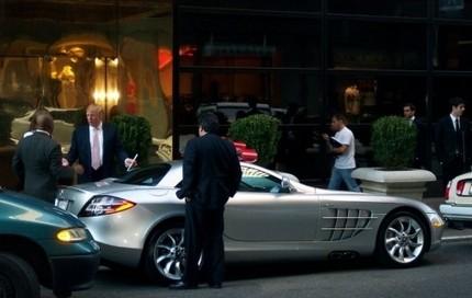 Donald John Trump Car