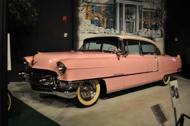Elvis Aaron Presley Car