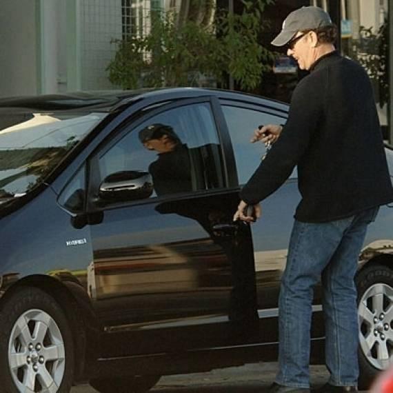 Tom Hanks Car