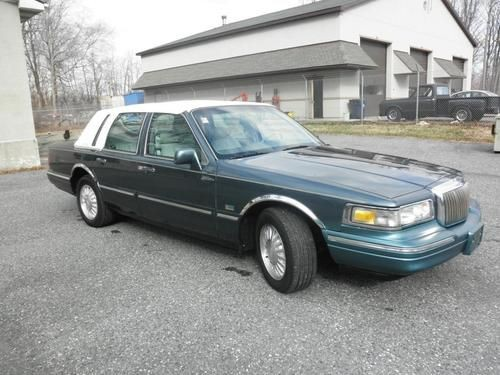 Jack Nicklaus's Lincoln Town Car