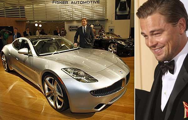 Leonardo DiCaprio Auto