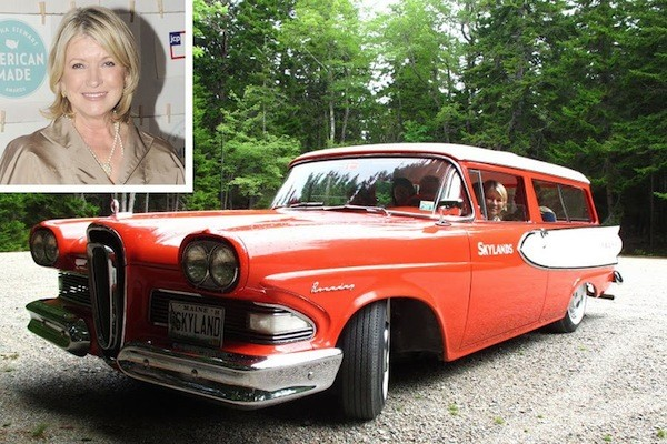 Martha Stewart Auto