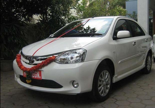 A. R. Rahman's Car