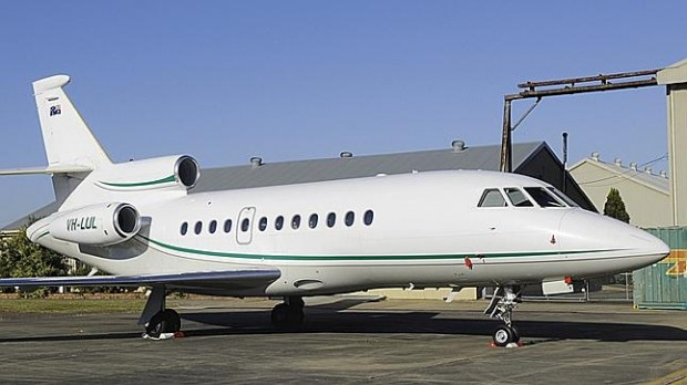 Warren Buffett's Private Jet
