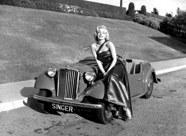 Marilyn Monroe Auto