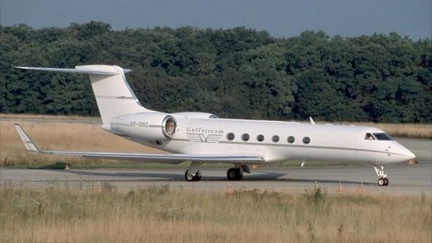 Silvio Berlusconi Jet