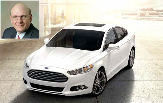 Steve Ballmer Auto