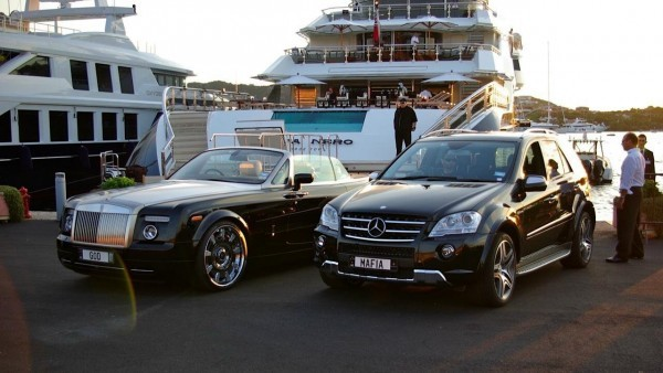 Kim Dotcom Rolls Royce