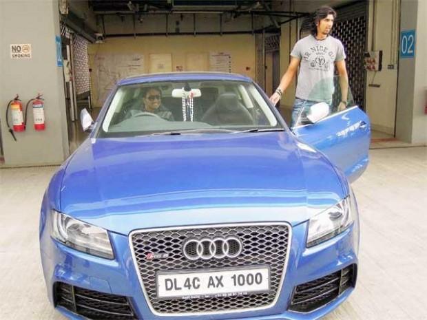 Ishant Sharma Car Audi RX5