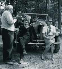 Omar Sharif Car
