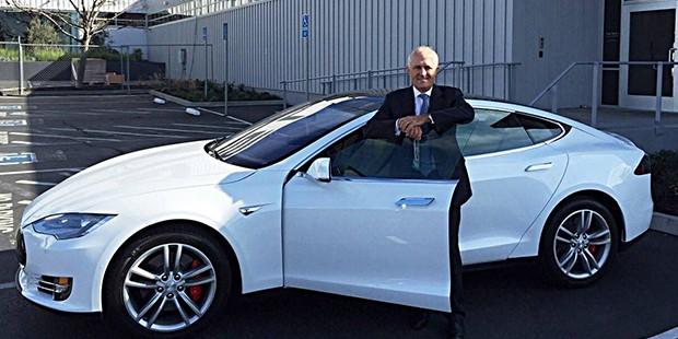 Malcolm Turnbull Auto