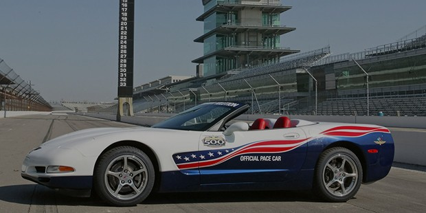 2004 Chevrolet Corvette Indianapolis 500 Pace car