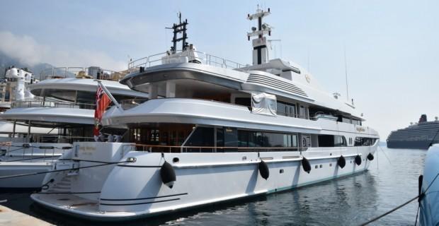 Sergio Mantegazza's Yacht - Lady Marina