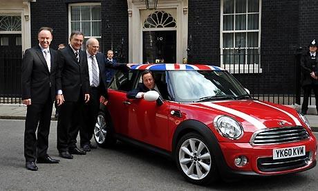 David William Donald Cameron Auto