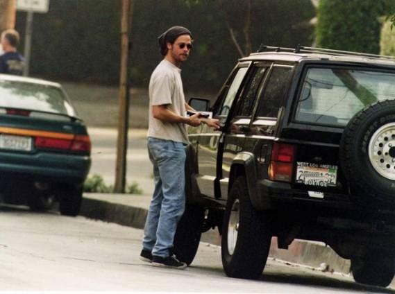 Brad Pitt Auto