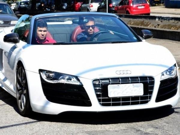 Gareth Frank Bale Car