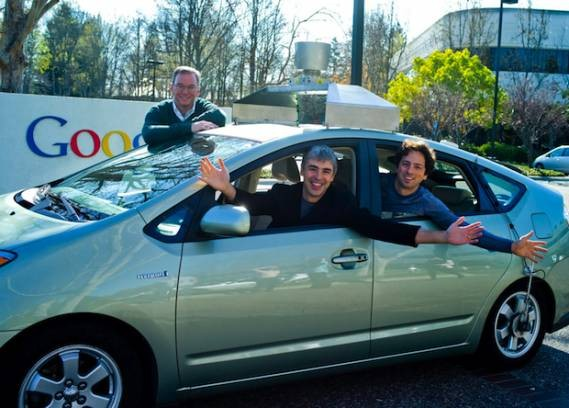 Larry Page Auto