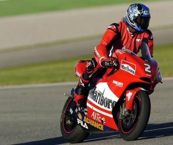 Michael Jordan Motorbike
