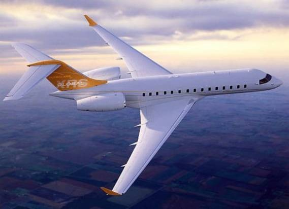 Orpah Winfrey Jet