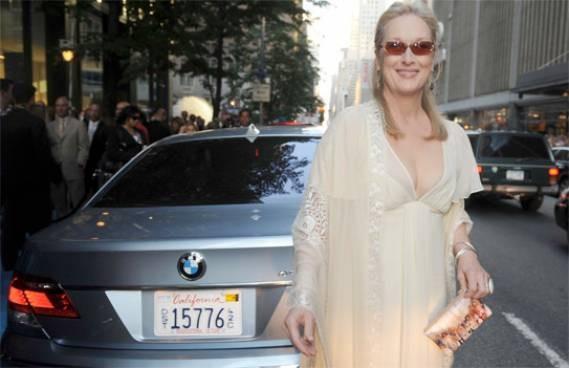 Meryl Streep Auto