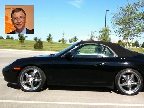 911 Porsche Convertible