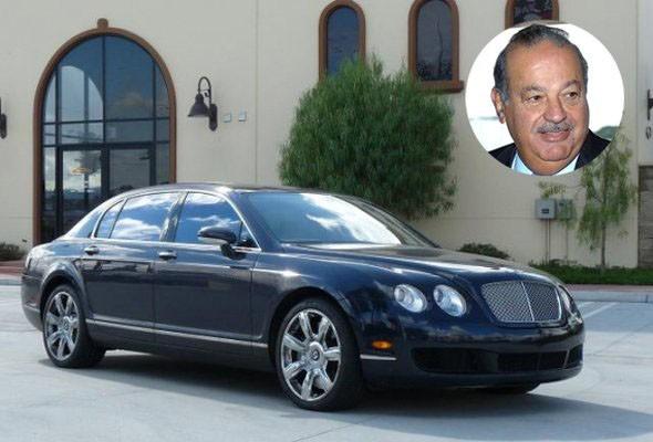 Carlos Slim Car