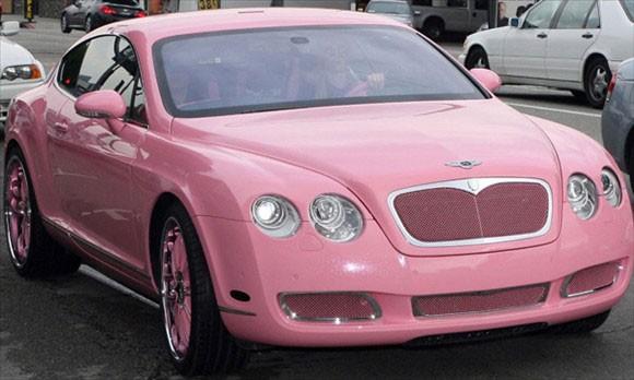 Paris Hilton Auto
